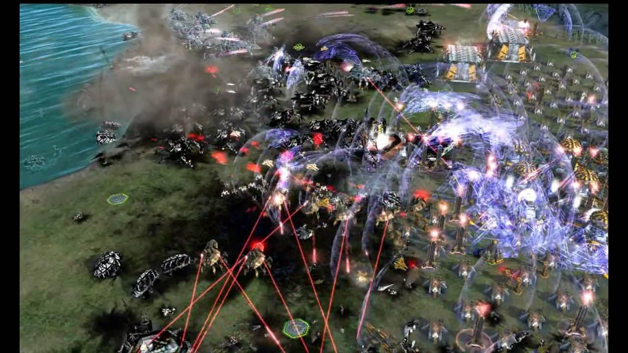 supreme commander 2 epic   youtube