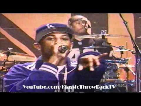 """Fabolous ft. Lil Mo, Mike Shorey - """"Can't Let You Go"""" Live (2003)"""