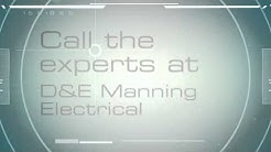 D&E Manning Electrical | Electrician Cessnock