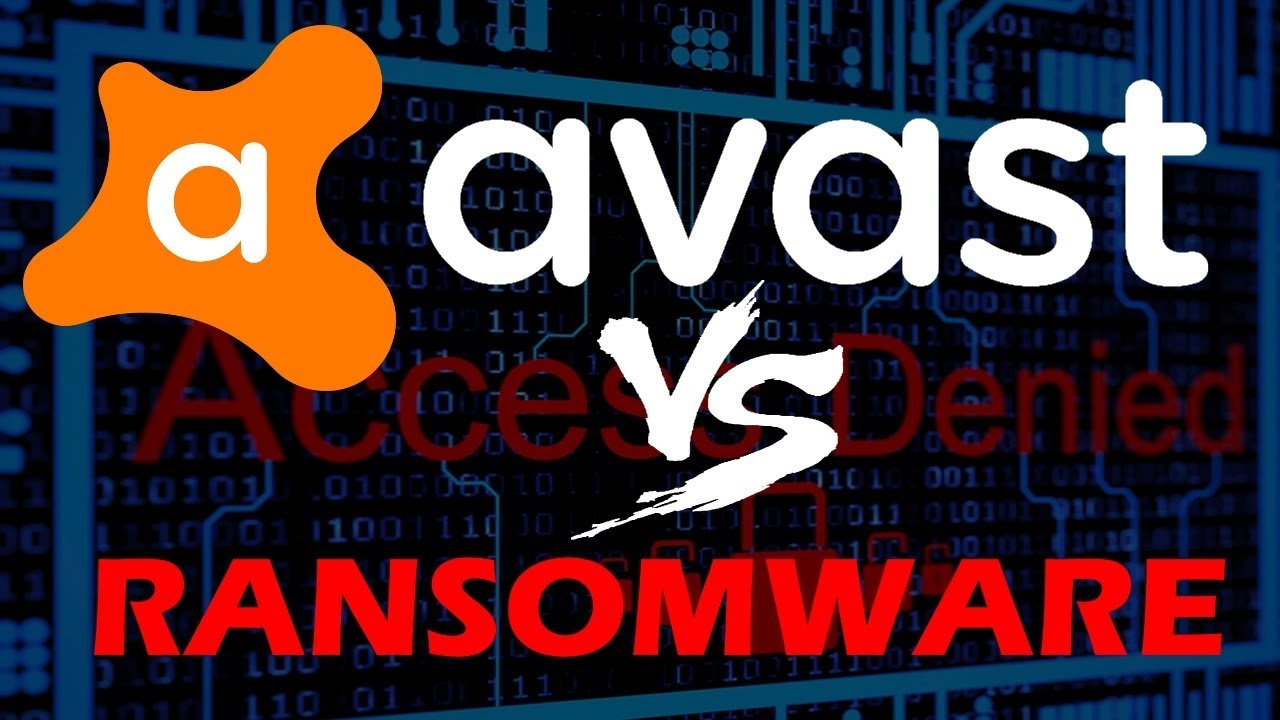 Avast vs Ransomware