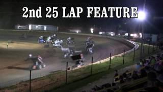 Flip Flop 50 Hattiesburg Speedway 7 31 15