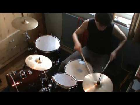 B-Complex - Beautiful Lies Drum Mix Video by Stefan Stefanovic