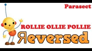 Rolie Polie Olie Theme Song REVERSED /w Lyrics