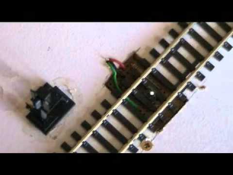 DCC – DC Automated model railway signal narrative version