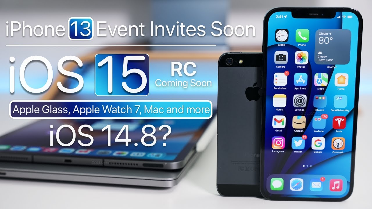 Apple live event 2021: iPhone 13 is here, plus a new iPad, the return ...