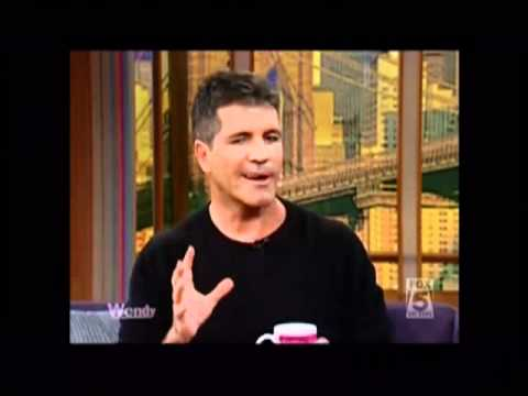 Simon on The Wendy Williams Show Part 1