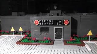 LEGO FREDDY FAZBEAR S PIZZA