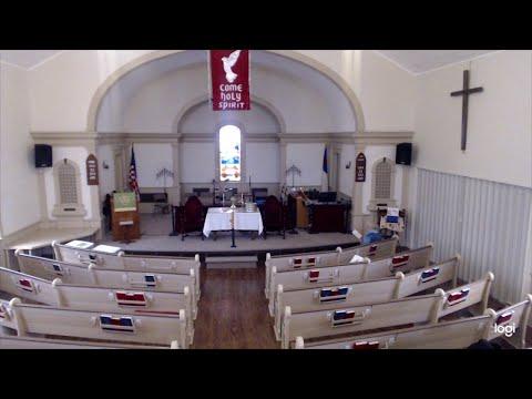 Hilltop Christian Church Sunday Service
