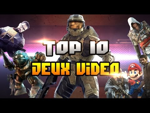 top 10 des meilleurs jeux video pc ps4 xbox one youtube. Black Bedroom Furniture Sets. Home Design Ideas