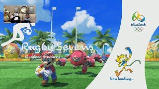 Mario & Sonic at the Rio 2016 Olympic Games | Rugby Sevens