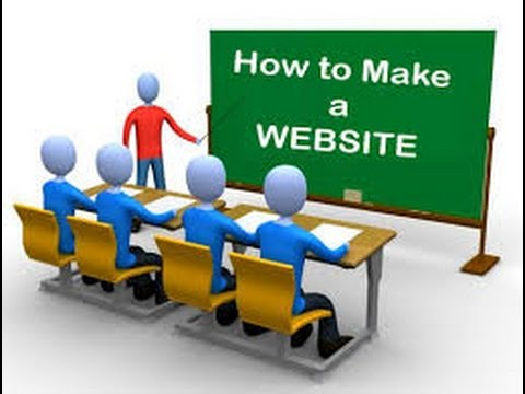 website development tutorial writing your home page body
