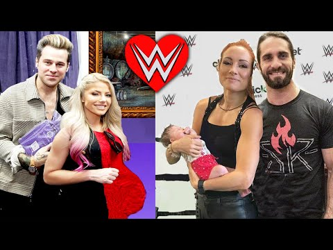 Alexa Bliss Pregnant & Becky Lynch Gives Birth? 10 WWE Couples Starting A Family In 2020