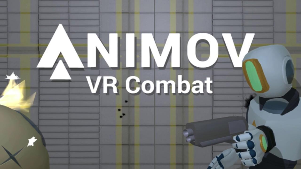 Animov - Oculus Go FPS Trailer