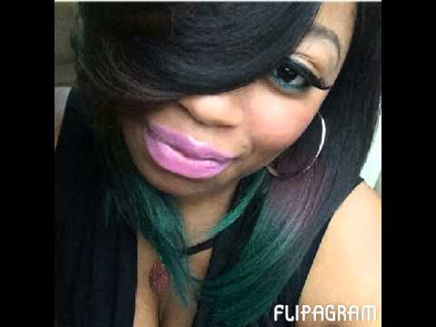 Ombre Colored Full Sew In Bob With Lace Closure Youtube
