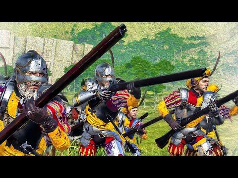 BATTLE IN LUSTRIA (Lizardmen vs Empire) Total War WARHAMMER 2 Epic Cinematic Battle |