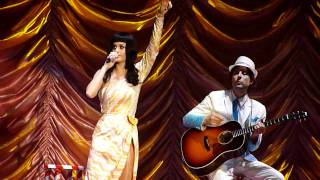 Katy Perry - Only Girl (in the world), Big Pimpin', Born This Way Live Nottingham 30-03-11