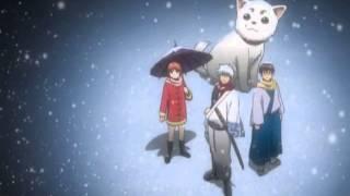 Gintama ED03 - Yuki no Tsubasa - Red Balloon FULL HQ
