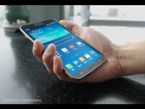 Samsung Galaxy Round - Official