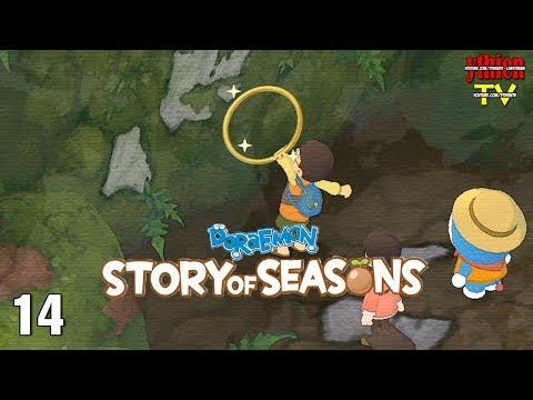 Doraemon Story of Seasons 14  Phát Hiện Bí Mật