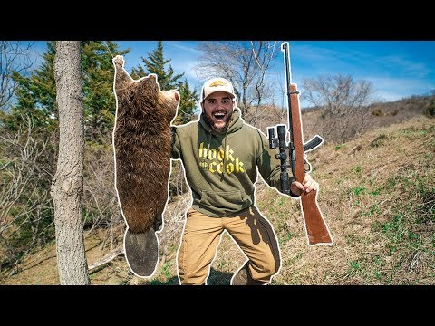 Crazy WILD BEAVER Catch Clean Cook!!!