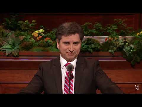 April 2018 Sunday Morning Session - General Conference in 60 Seconds