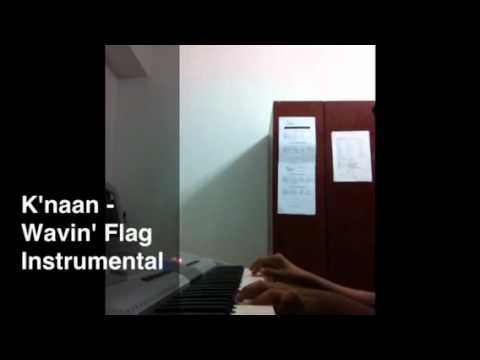 Wavin flag karaoke youtube taylor