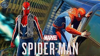 Spider-Man PS4 - Suit Crafting, Replayable Missions!