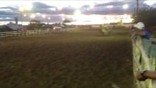 Vaquejada no Parque Luiz Gonzaga em Exú-PE
