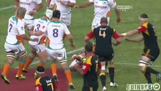 Huge Rugby Hits 8