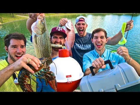 Thumbnail: Fishing Stereotypes