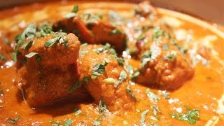 """""""indian Chicken In Tomato Sauce Recipe"""" """"delicious Recipes From India"""""""