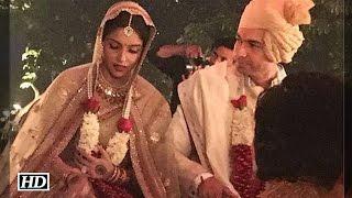 Actress Asin & Rahul Sharma's Wedding Ceremony - Inside Video