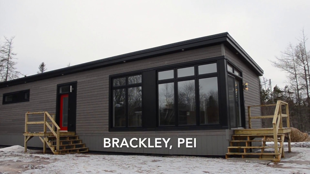 Premier island homes brackley pei youtube for Pei home builders