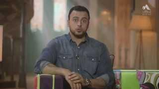 إزاي تكون انسان طموح راضي؟ - مصطفى حسني
