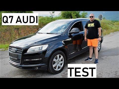 Q7 AUDI 3.0 TEST VOZNJA I PREGLED AUTA