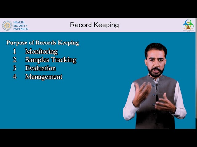 3 5  Record Keeping and Inventory Management