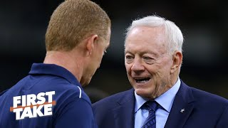 Jerry Jones' ego is holding the Cowboys back - Max Kellerman | First Take