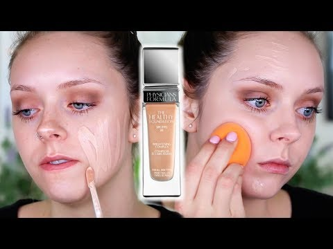 FIRST IMPRESSIONS Physicians Formula Healthy Foundation Review