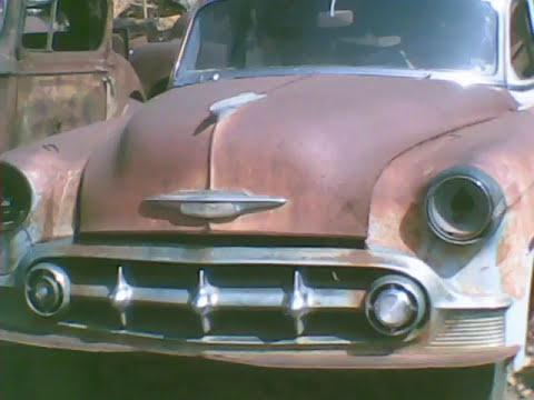 Old Car Junk Yards In Oklahoma