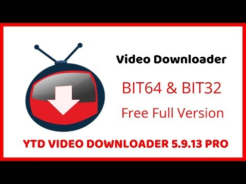 New Update YTD Video Downloader PRO Version 5.9.13 Free Full Version Lifetime 2019