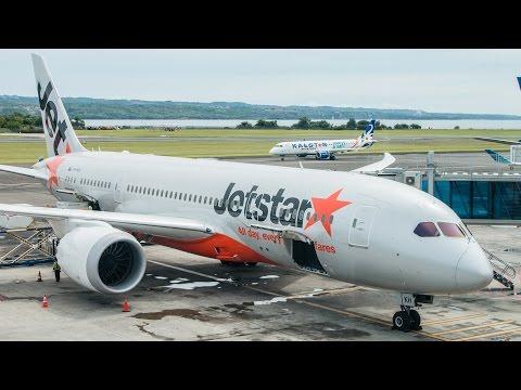 Jetstar Boeing 787-8 Dreamliner | Full Flight | Denpasar/Bali - Melbourne