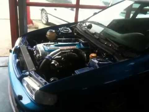 Subaru Impreza GT RB26 - YouTube