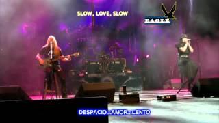 nightwish slow love slow sub espaol