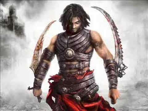 Prince of Persia-Warrior Within soundtrack-The chase of time