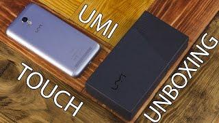 uMI Touch распаковка и предварительный обзор. Первый контакт с UMI Touch от FERUMM.COM