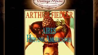Arthur Fiedler -- Tango Azul