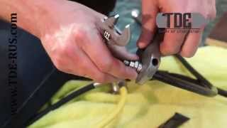 TDE. Штуцер для ремонта шлангов высокого и низкого давления(, 2015-04-04T13:28:31.000Z)
