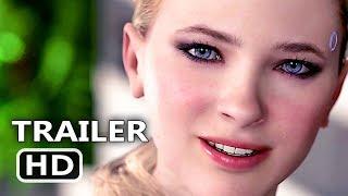 PS4 - Detroit: Become Human Chloé Trailer (2018)