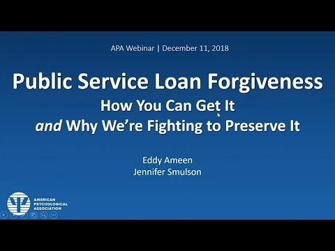 Public Service Loan Forgiveness: How You Can Get It, And Why We're Fighting To Preserve It