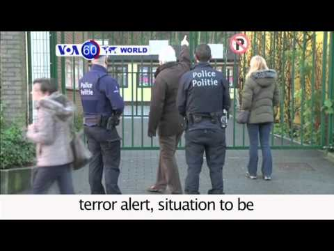 VOA60 World 11-25-2015: Death toll rises to 13 after attack on presidential guard in Tunisia